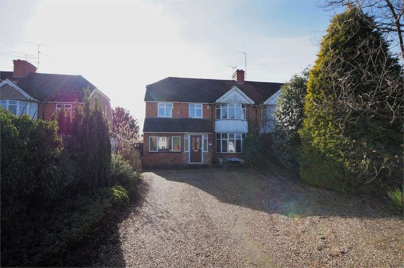 4 Bedrooms Semi Detached House for sale in Wokingham Road, Earley, READING, Berkshire