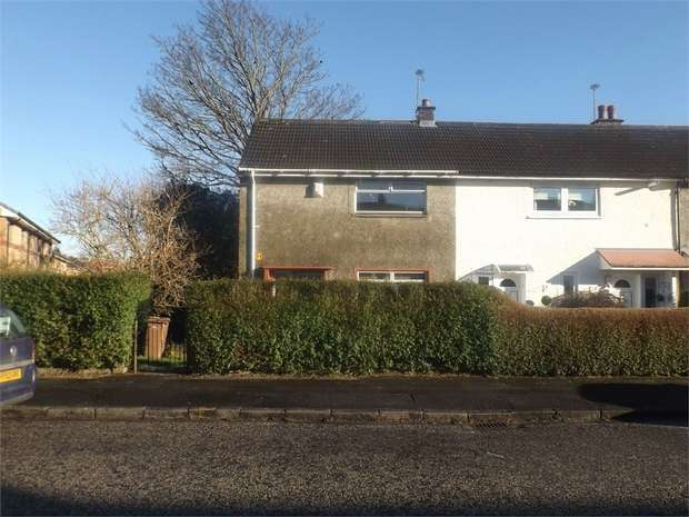 2 Bedrooms End Of Terrace House for sale in Lismore Drive, Paisley, Renfrewshire