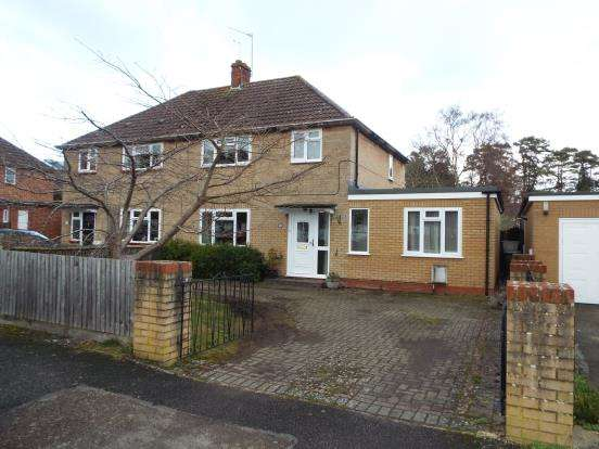 4 Bedrooms Semi Detached House for sale in Mortimer, Reading, Berkshire