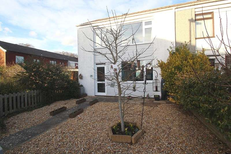 3 Bedrooms End Of Terrace House for sale in Wallington Court, Fareham