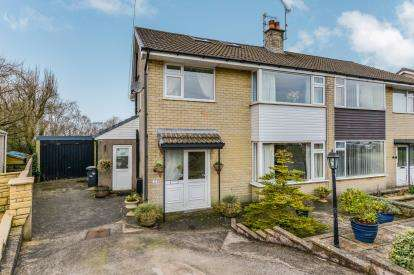 4 Bedrooms Semi Detached House for sale in Farmdale Road, Lancaster, Lancashire, LA1