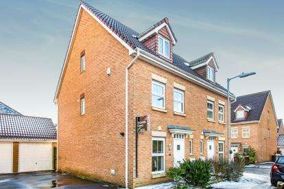 3 Bedrooms Semi Detached House for sale in Brandforth Gardens, Westhoughton, Bolton, Greater Manchester, BL5