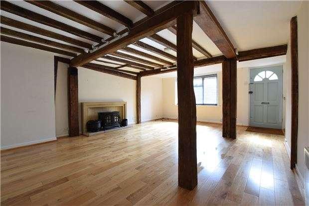 2 Bedrooms Maisonette Flat for sale in North Road, Goudhurst, CRANBROOK, Kent, TN17 1AR
