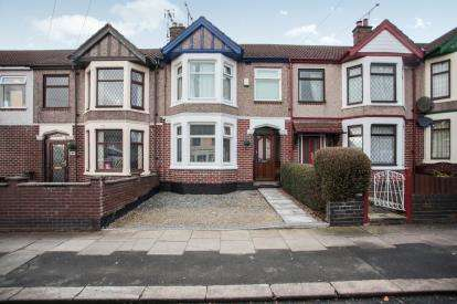 3 Bedrooms Terraced House for sale in Cedars Avenue, Coundon, Coventry, West Midlands