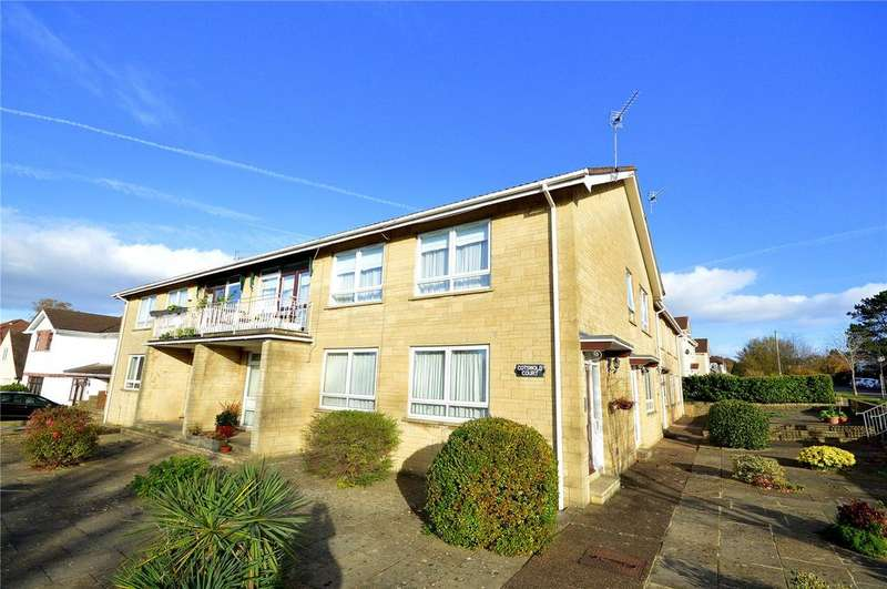 2 Bedrooms Apartment Flat for sale in Cotswold Court, Cyncoed Place, Cardiff, CF23