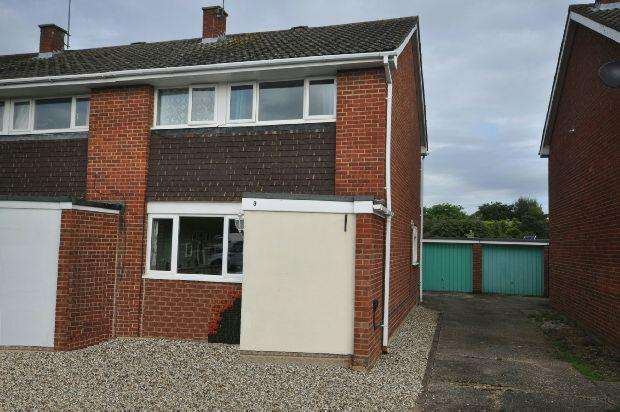 3 Bedrooms Semi Detached House for sale in Renault Road Woodley Reading