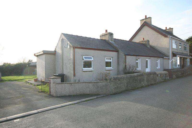 3 Bedrooms Cottage House for sale in Dwyran, Anglesey