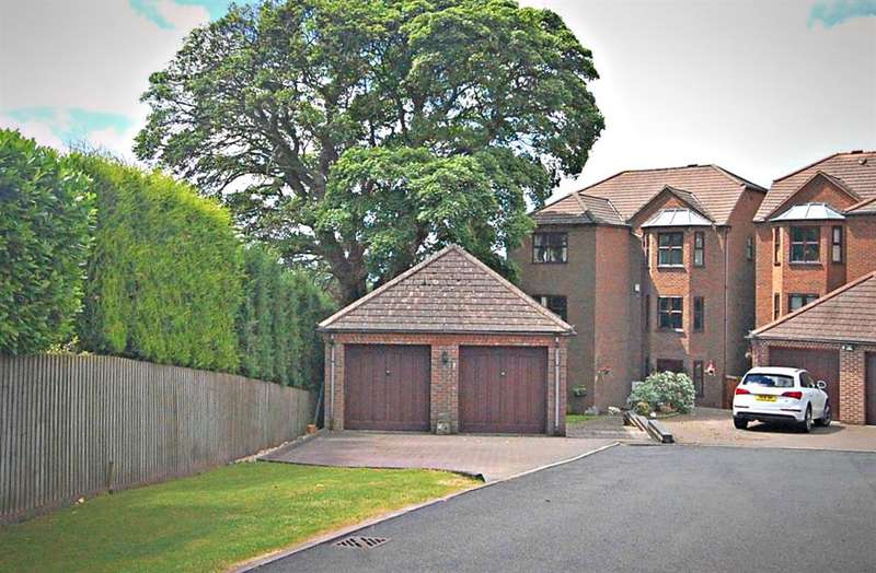 5 Bedrooms Detached House for sale in High Park Crescent, Sedgley, West Midlands, DY3 1QZ