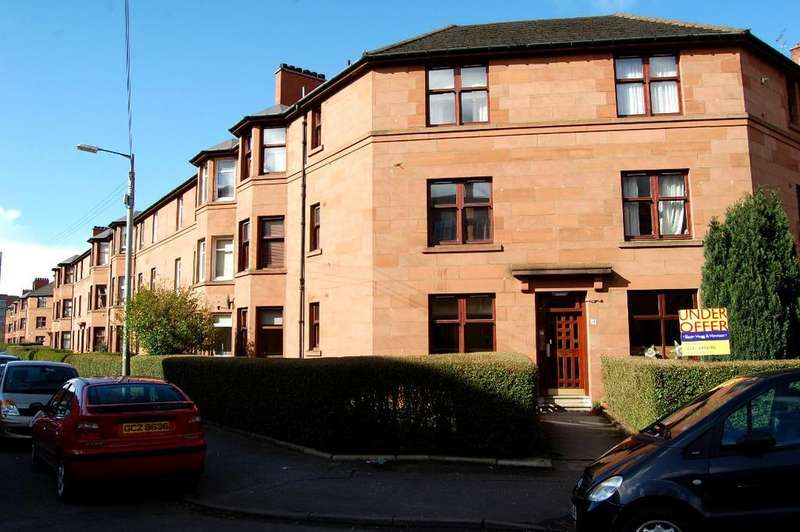 2 Bedrooms Flat for rent in Brisbane Street, Flat 0/1, Cathcart, Glasgow, G42 9HY