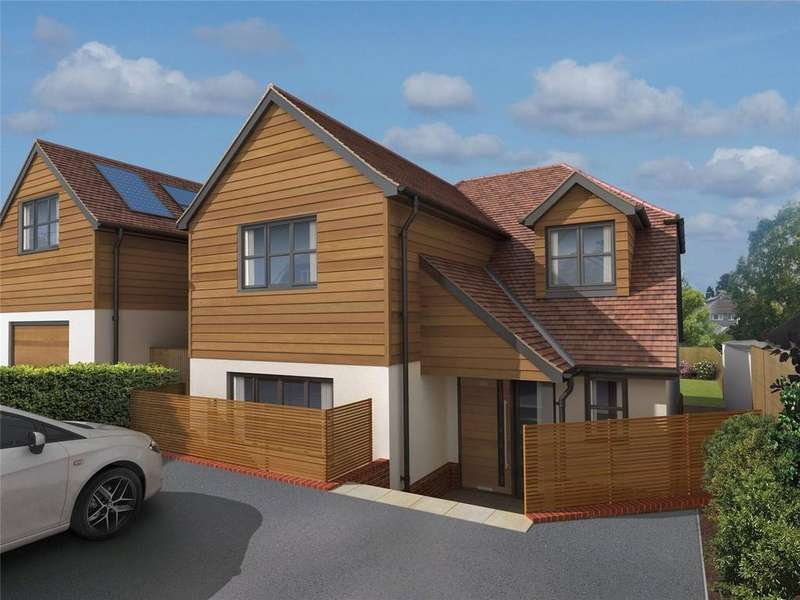 4 Bedrooms Detached House for sale in Stoney Lane, Winchester, Hampshire, SO22