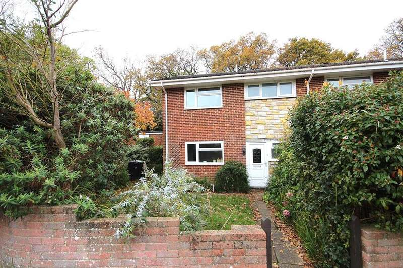 3 Bedrooms End Of Terrace House for sale in Haven Road, Corfe Mullen, Wimborne