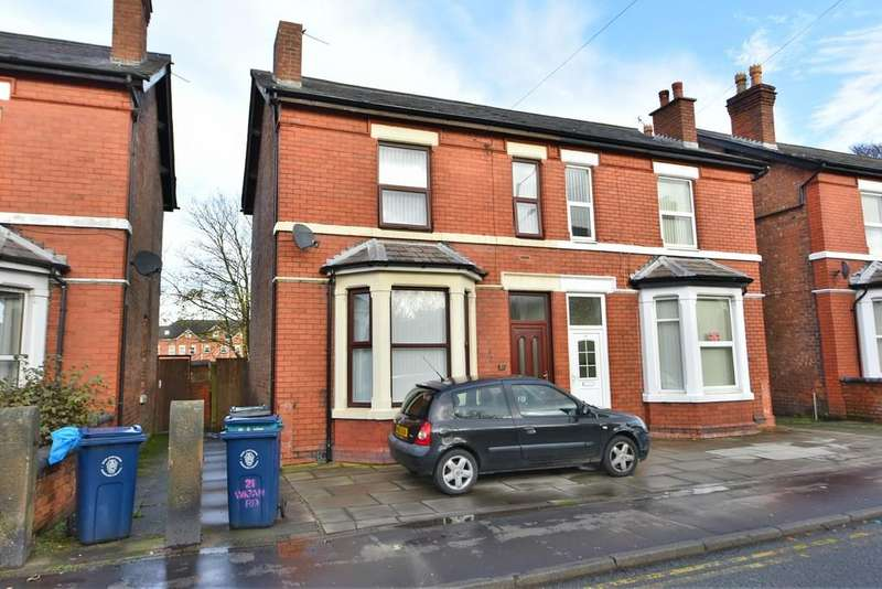 5 Bedrooms Semi Detached House for sale in Wigan Road, Ormskirk