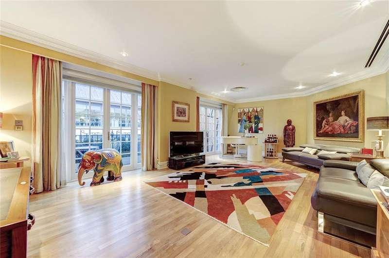 3 Bedrooms Penthouse Flat for sale in St. James's Street, St James's, London, SW1A
