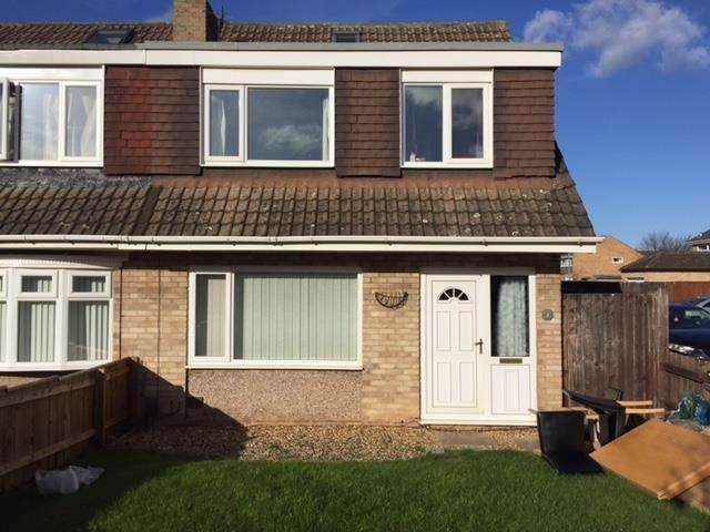 3 Bedrooms Semi Detached House for sale in Eastham Sands, Middlesbrough