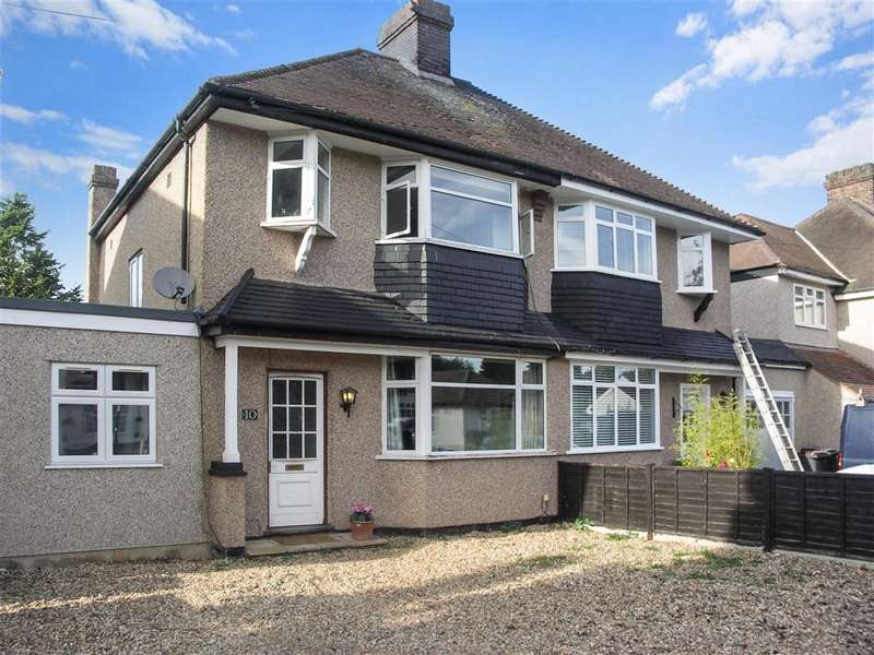 4 Bedrooms Semi Detached House for sale in Gwynne Avenue, , Shirley, Croydon, Surrey