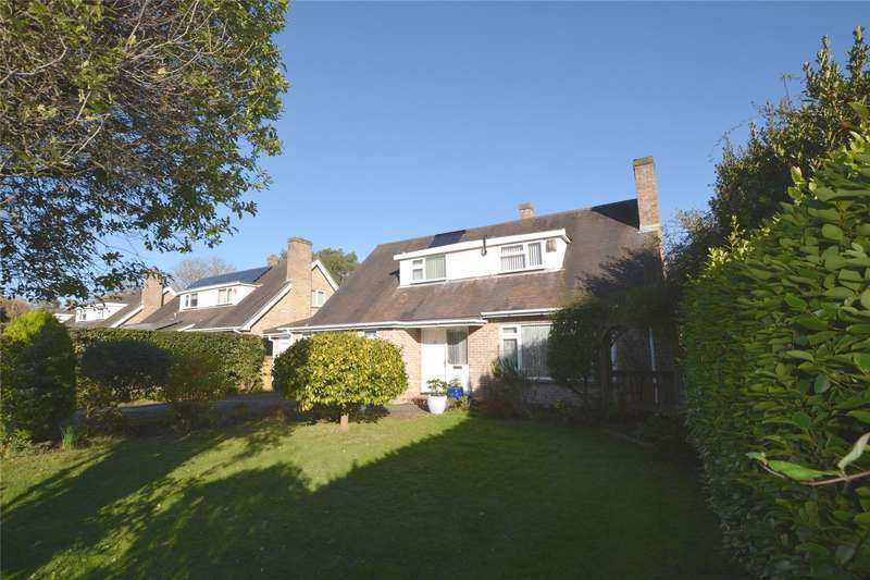 4 Bedrooms Detached House for sale in Lockerley Close, Lymington, Hampshire, SO41