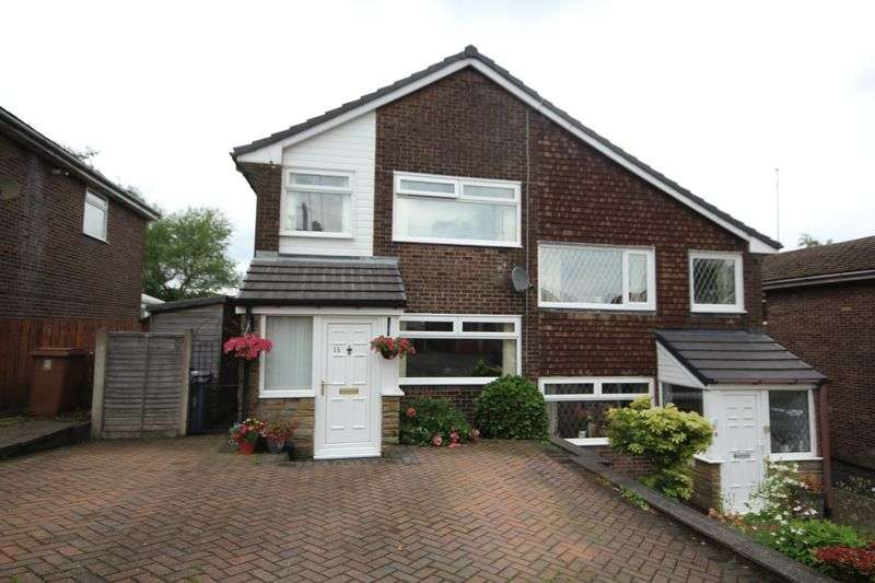 3 Bedrooms Property for sale in Westfield Close Norden, Rochdale
