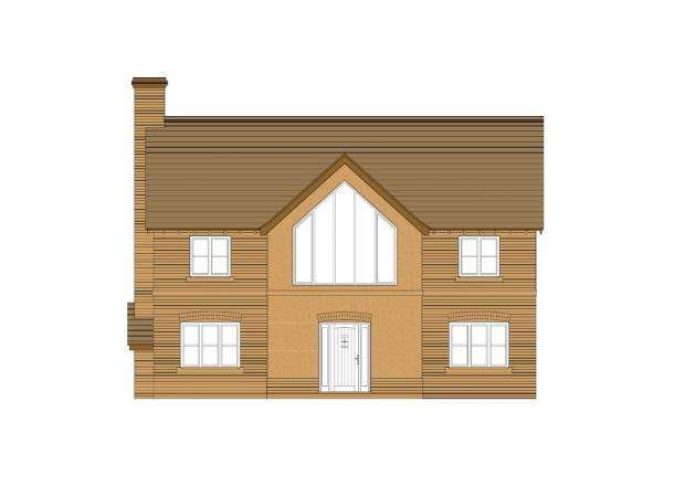 4 Bedrooms Detached House for sale in Plot 3 Stoche Heath, Manor Farm Drive, Hinstock, Market Drayton