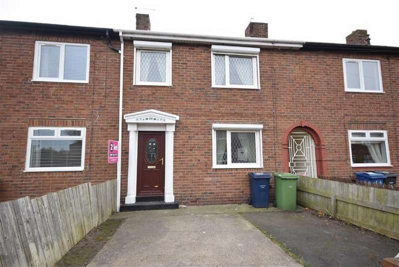 2 Bedrooms Terraced House for rent in St Cuthberts Avenue, South Shields