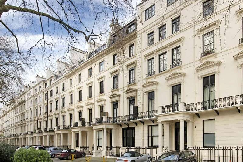 4 Bedrooms Flat for sale in Westbourne Terrace, Bayswater, London