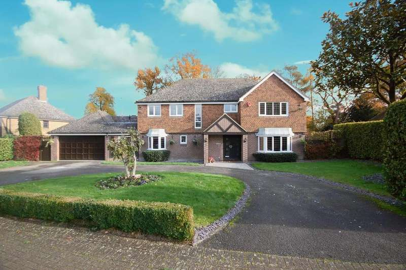 4 Bedrooms Detached House for sale in St. Marys Close, Aston, Stevenage