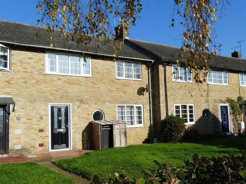 3 Bedrooms Terraced House for sale in Camfield, Welwyn Garden City