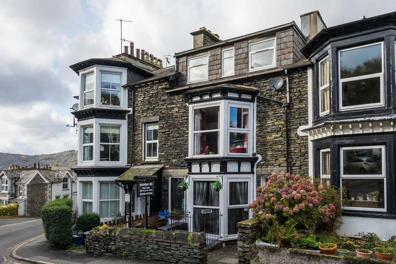 6 Bedrooms Guest House Commercial for sale in Number 80, 80 Craig Walk, Windermere, Cumbria, LA23 2JS