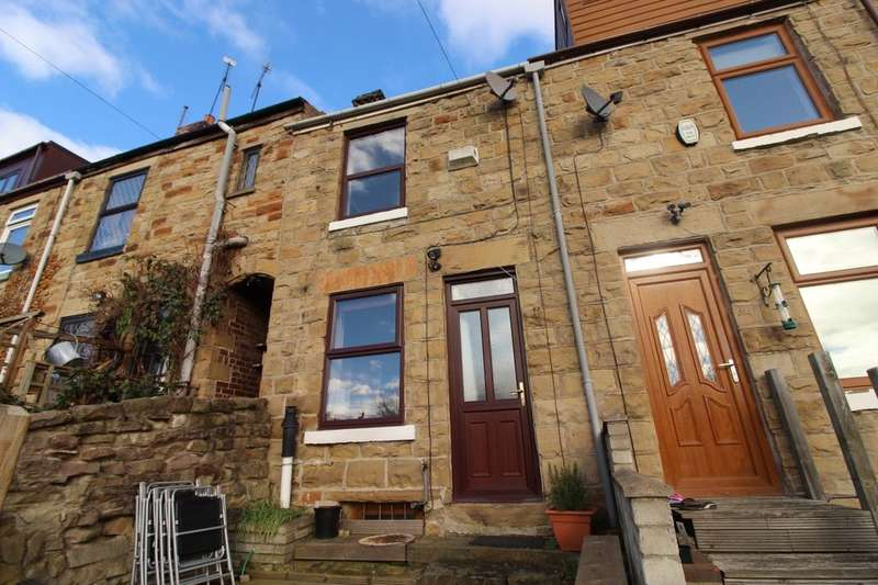 2 Bedrooms Terraced House for sale in New Street, Greasbrough, Rotherham, S61