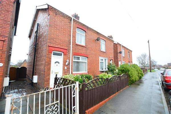 3 Bedrooms Semi Detached House for sale in Queensway, Winsford