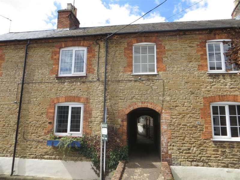 2 Bedrooms Cottage House for sale in BROOK LANE, HARROLD