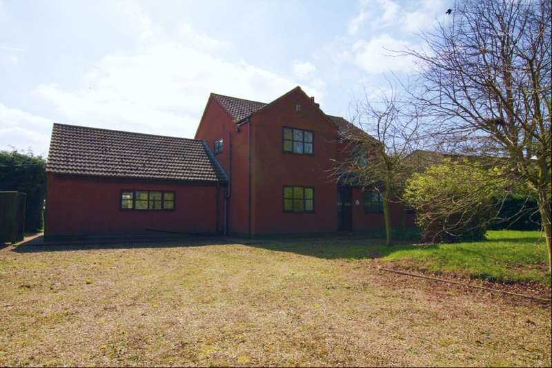 5 Bedrooms Detached House for sale in Church Lane, Cadney, Brigg, DN20