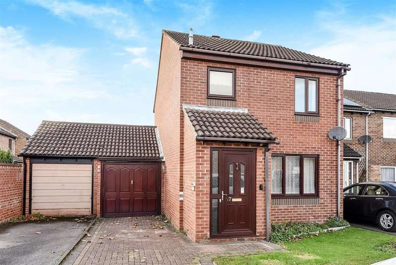 3 Bedrooms Link Detached House for sale in Flatford Place, Kidlington