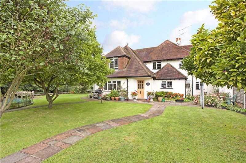 4 Bedrooms Mews House for sale in Fishery Cottages, Coppermill Lane, Harefield, Middlesex, UB9