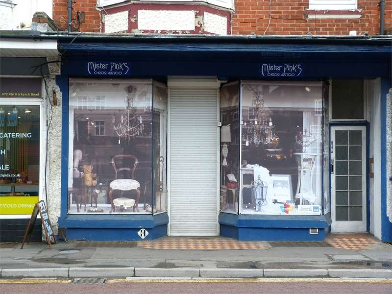 Commercial Property for rent in Shop Unit, Christchurch Road, Bournemouth, Dorset, United Kingdom