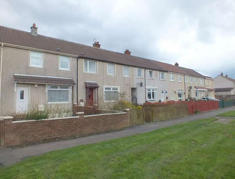 2 Bedrooms Property for rent in Burnhead Street, Uddingston, Glasgow, G71