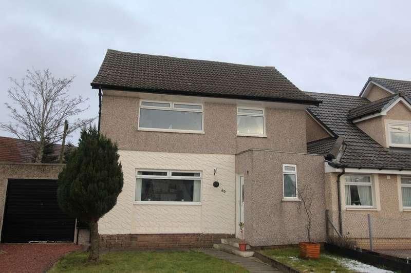 3 Bedrooms Detached House for sale in Vere Road, Kirkmuirhill, Lanark, ML11