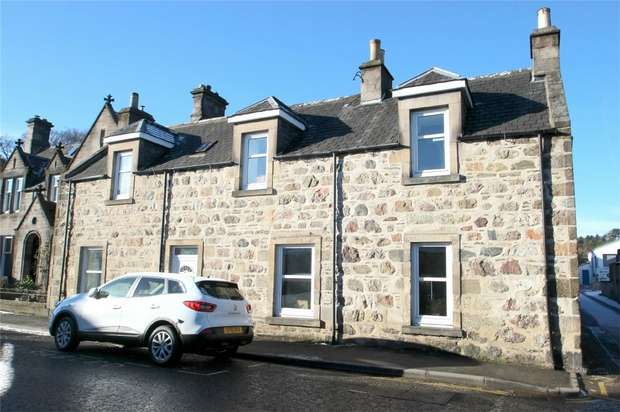 5 Bedrooms Detached House for sale in High Street, Rothes, Moray
