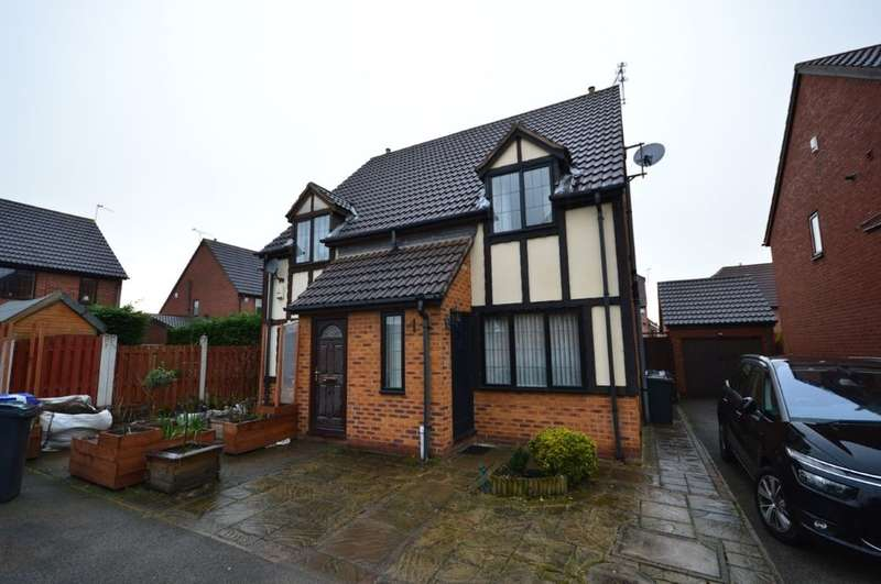 2 Bedrooms Semi Detached House for sale in Century Court, Edlington, Doncaster, DN12