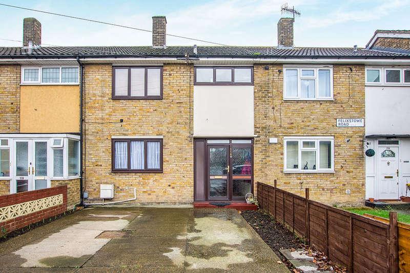 2 Bedrooms Property for sale in Felixstowe Road, Abbey Wood, London, SE2