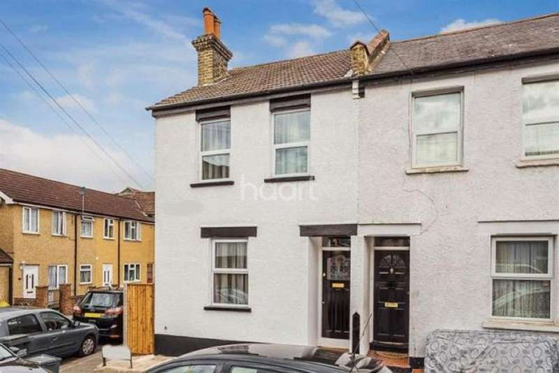 2 Bedrooms End Of Terrace House for sale in Croydon