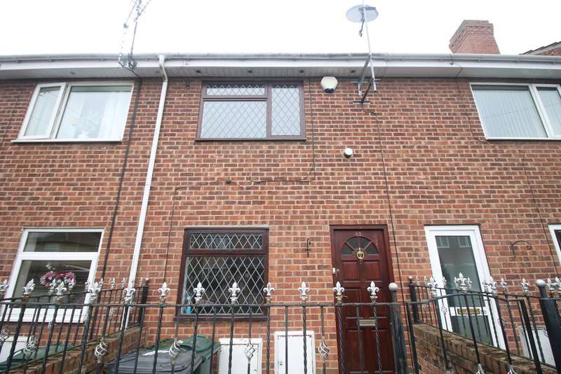 2 Bedrooms Terraced House for rent in Lower Kenyon Street, Thorne DN8