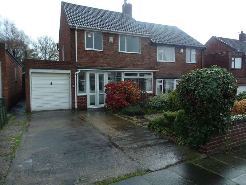 3 Bedrooms Property for sale in Windsor Gardens, Bedlington, Northumberland, NE22 5SY