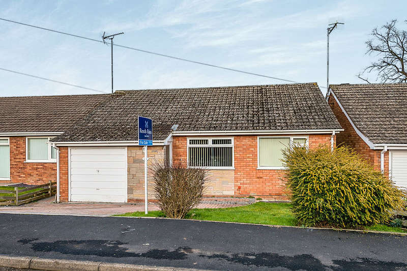 3 Bedrooms Detached Bungalow for sale in Churchfield Road, Eccleshall, Stafford, ST21