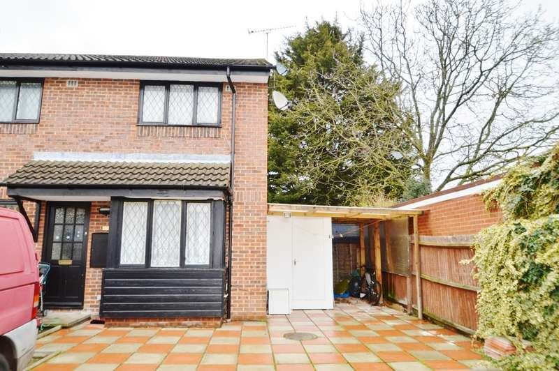 1 Bedroom Terraced House for sale in The Drive, Langley, SL3