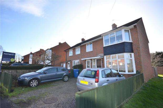 3 Bedrooms Semi Detached House for sale in Shepherds Lane, Bracknell, Berkshire