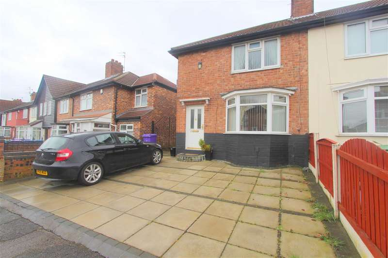 3 Bedrooms Terraced House for sale in Churchdown Road, Dovecot, Liverpool