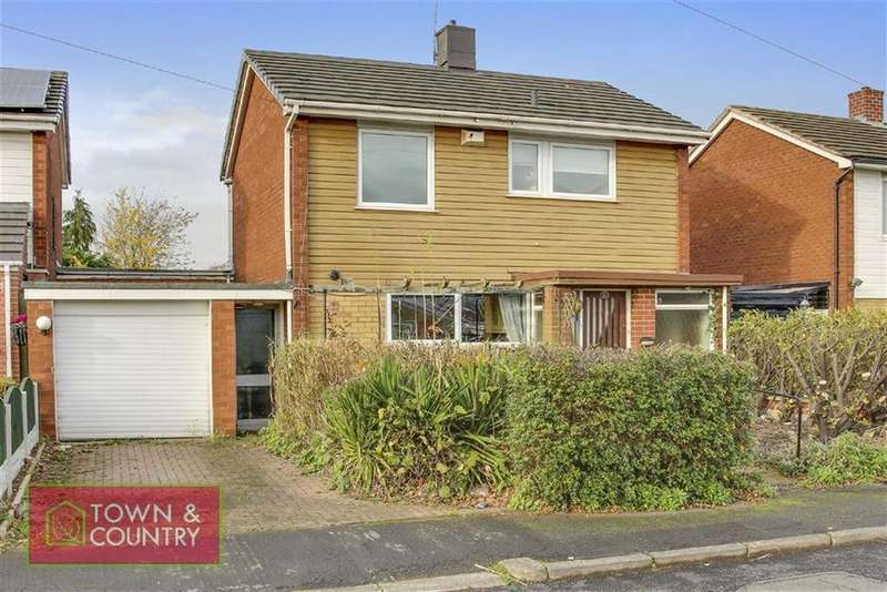 3 Bedrooms Link Detached House for sale in Celyn Avenue, Connah's Quay, Deeside, Flintshire
