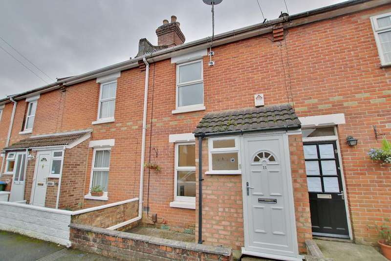 2 Bedrooms Terraced House for sale in Bassett, Southampton