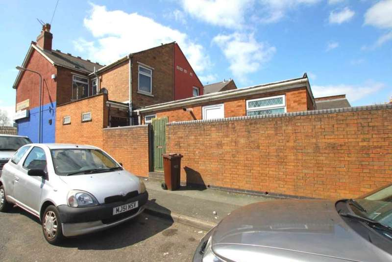 2 Bedrooms Apartment Flat for rent in Bilston Road, Wolverhampton