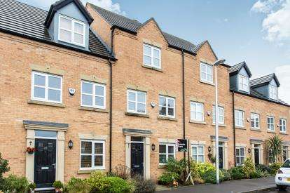 3 Bedrooms Terraced House for sale in Beamish Close, St. Helens, Merseyside, WA9